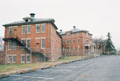 Hospital for the Negro Insane of Maryland, Crownsville.