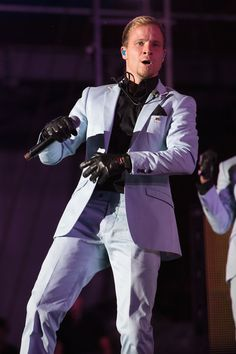 "Brian Littrell - Backstreet Boys ""In A World Like This"" 2013 Tour - Opening Night"