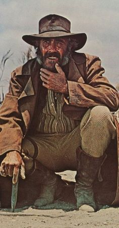 Jason Robards - C'era una volta il West - 1968