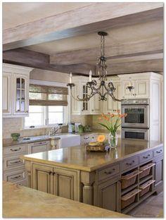 60 French Country Kitchen Modern Design Ideas 19