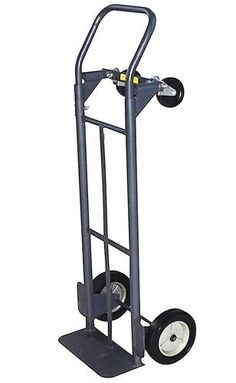 Black Friday 2014 Milwaukee Hand Trucks 32152 Convertible Truck with Puncture Proof Tires from Milwaukee Cyber Monday
