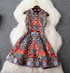 Gorgeous Floral Dress