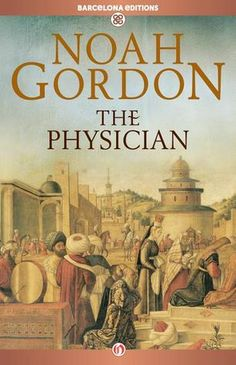I Read A LOT of Books.  And The Physician by Noah Gordon is easily one of the best historical fiction books I've ever read. Incredibly detailed story about a young boy who pretends to be a Jew in order to go to a Muslim school of medicine in 11th Century Europe. Sounds dull, but it is FASCINATING. The first book of a trilogy, I can't wait to find the other two books in the series.  Loved it. ~~ Houston Foodlovers Book Club