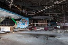 Image result for abandoned night clubs Viria, Abandoned Places, Night Club, Paradise, World, Outdoors, Image, Dawn, Derelict Places
