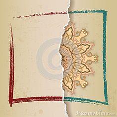 Arabesque Rosette