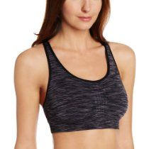 Spalding Womens Spacedye Seamless Adjustable Bra
