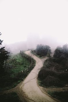 The road of the Unknown