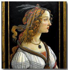 Italian Renaissance Portraits 072 by Hans Ollermann, via Flickr