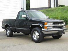 1994 Chevrolet Silverado 1500 Z71 Chevy Pickup Trucks, Gm Trucks, Chevy Pickups, Chevrolet Trucks, 98 Chevy Silverado, Rigs, Cool Cars, Dream Cars, Beast