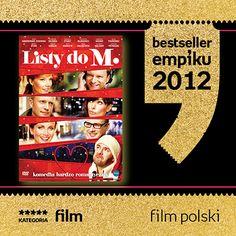 Przedstawimy Bestsellery Empiku 2012! Oto zwycięzca w kategorii film polski!