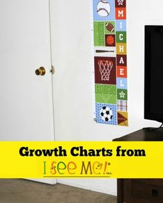 I See Me Growth Chart  (8)