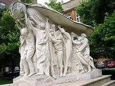 Magyar Egyetemisták és Főiskolások Szövetsége . 56-os emlékmű Szegeden. Human Sculpture, Statue, Artworks, Sculptures, Sculpture