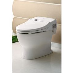 already ordered two of these bad boys. :) Toto Toilet Bidet Neorest 500 One Piece Flush Toilet, Toilet Bowl, Toto Toilet, Contemporary Toilets, Aging In Place, Energy Saver, Save Water, Washing Machine, Plumbing Fixtures