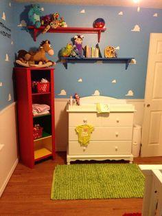 disney 39 s toy story nursery bedroom on pinterest toy story bedroom