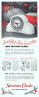 Sessions Catnapper Alarm 1947 Ad Picture