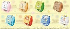 AmiAmi [Character & Hobby Shop] | Sumikko Gurashi - Sumikko Randoseru 8Pack BOX (CANDY TOY)(Pre-order)