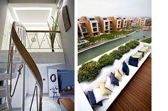 show flat, interior design