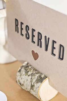Add the perfect finishing touch | wedding signs | I Do Tags #weddings Photography by @firefam5 @etsy