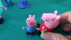 Peppa Pig in english. Peppa Pig and Brother George have pets at home.   More videos: http://www.youtube.com/user/minhiyes/videos