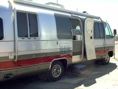 Fred's Airstream Archives - 1992 Airstream Motorhome Class A Classic 250 (B)