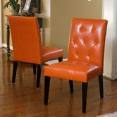 Found it at Wayfair - <strong>Home Loft Concept</strong> Peria KD Occasional Chair (Set of 2)