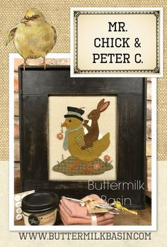 Mr. Chick & Peter C.