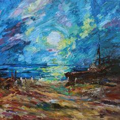 Acrylic Canvas 100 X 100