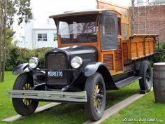 Chevrolet Pickup Truck ca. 1920s