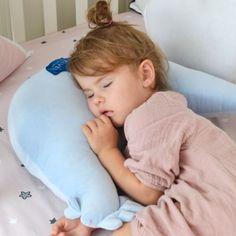 Blue birds Coussin dallaitement Maman Poule Sevira Kids Emeraude coussin enfant en minky extra doux
