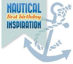Nautical First Birthday Party Ideas! | Disney Baby