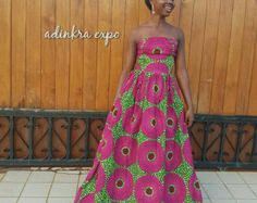Dashiki Pant Set / Ankara Dress / African fashion / by AdinkraExpo African Print Dresses, African Print Fashion, Fashion Prints, Strapless Dress Formal, Formal Dresses, Ankara Dress, African Attire, Shutterfly, Collar Dress