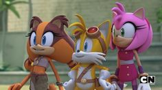 cartoon network sonic boom - Buscar con Google
