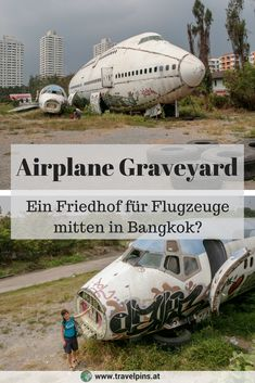 Der #AirplaneGraveya