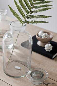 Jar with lid - Madam Stoltz