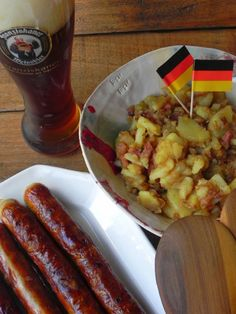 Ensalada alemana de patata (Kartoffelsalat)