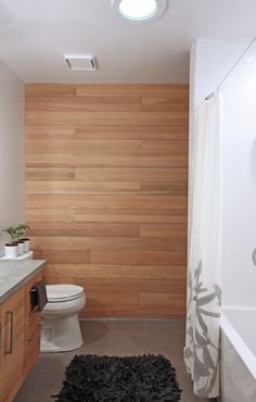 Red Oak Bathroom Remodel