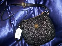 Jessica Simpson Black Free Love Crossbody Handbag NWT $69.99