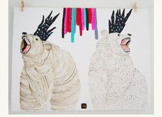 Rachael Speirs - one of my favourite upcoming artists!
