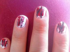Slasher Nails