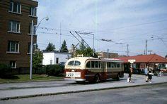 TTC Toronto  CCF  Brill  trolley  coach