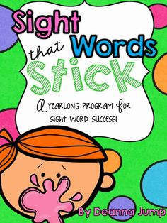 Sight Words that Stick!