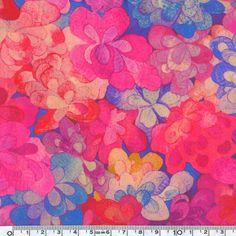 Liberty Emerald Bay rose coloris B 20 x 137 cm - Liberty of London/Classiques et saisonniers - Motif Personnel