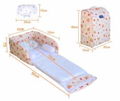 Portable baby bed with a small pillow with bamboo fiber months cribs . Portable baby bed with a small pillow with bamboo fiber months cribs Details about Portable baby bed with a s. Baby Crib Diy, Best Baby Cribs, Small Pillows, Baby Pillows, Baby Nest Pattern, Portable Baby Cribs, Folding Beds, Baby Sewing Projects, Baby Kind