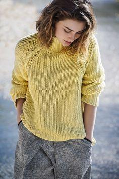 Женский свитер, воротник-стойка Next — 4shopping v3.0