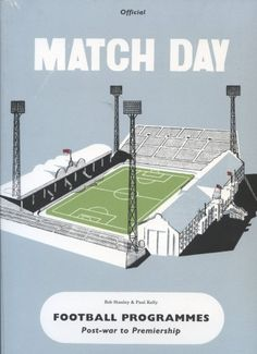 football programmes postwar premiership - Google zoeken Postwar, Football Program, Zine, Day, Google, Post War Era