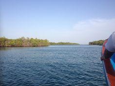 Navegación en Lancha hacia Cayo Los Juanes - Parque Nacional Morrocoy