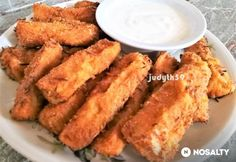 Onion Rings, Vegetable Recipes, Chicken Wings, Tapas, French Toast, Food And Drink, Easy Meals, Meat, Vegetables