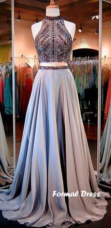 2 Pieces Long Prom Dresses, Formal Dresses · Formal Dress · Online Store Powered by Storenvy