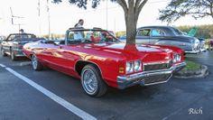 1972 Chevy Impala conv