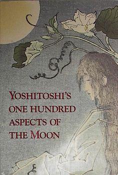 I love art books   yoshitoshi one hundred aspects of the moon